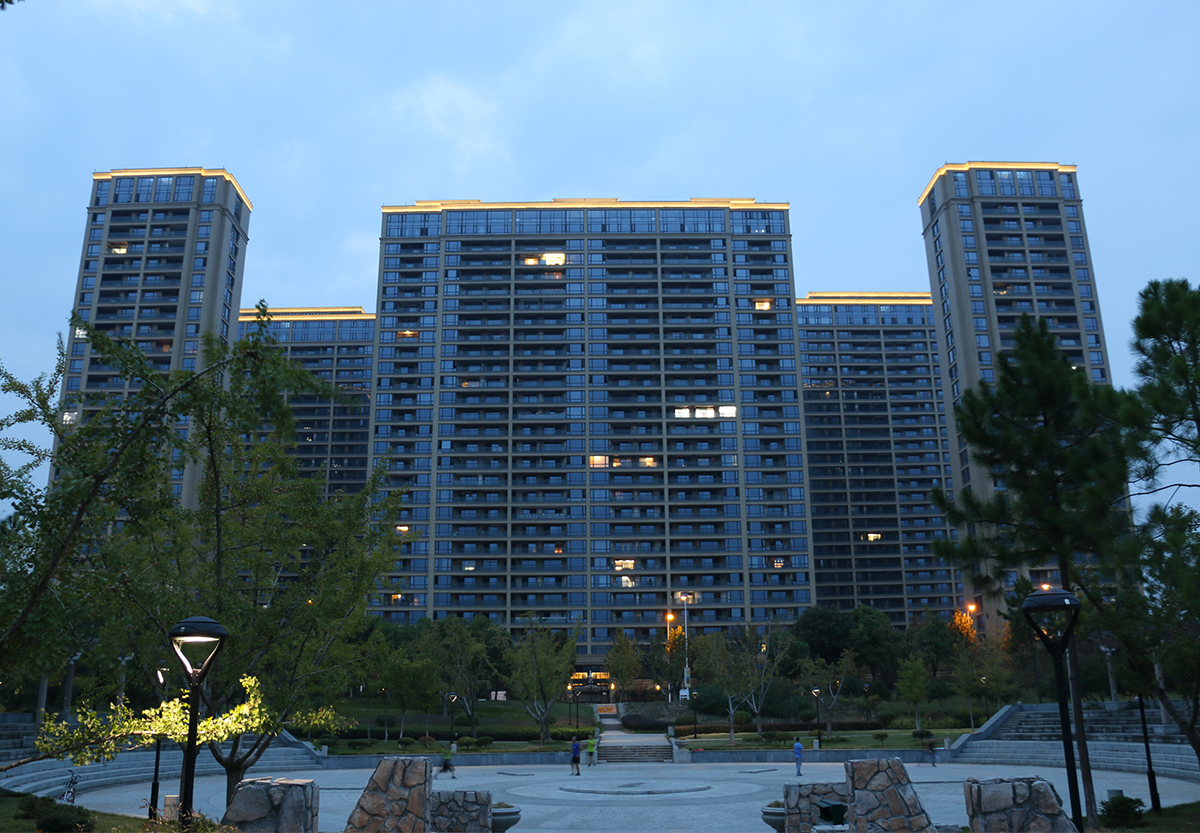 Yiwu Rose Park Project